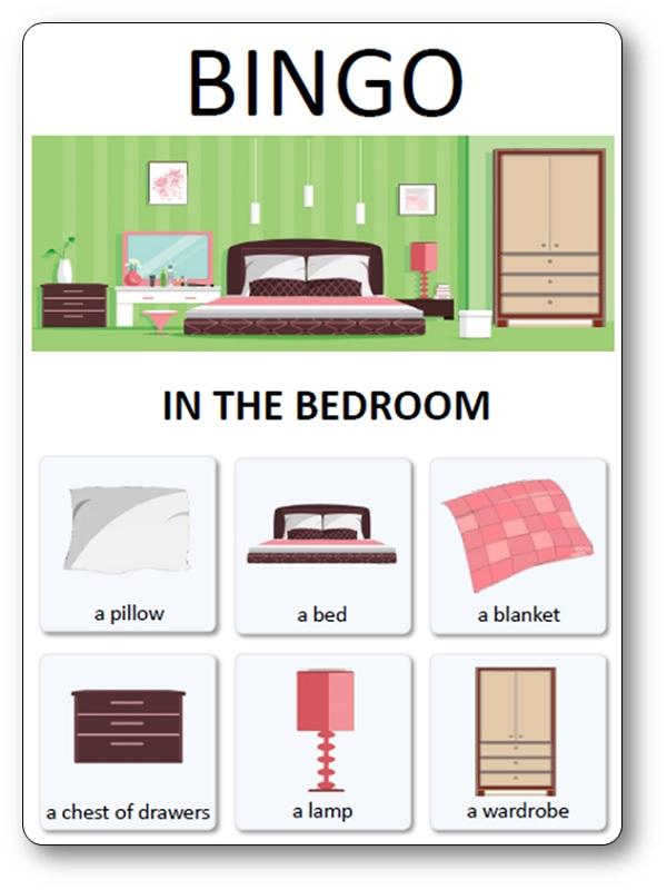 champ lexical de la maison en anglais ventana blog. Black Bedroom Furniture Sets. Home Design Ideas