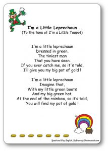 I'm a Little Leprechaun