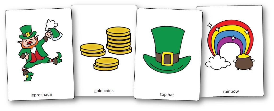 Vocabulaire de la Saint Patrick en anglais