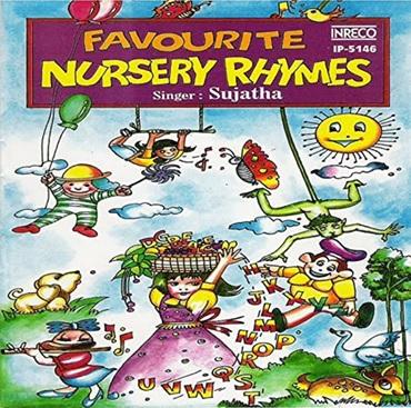 Hot Cross Buns de Sujatha, extrait de l'album Favourite Nursery Rhymes