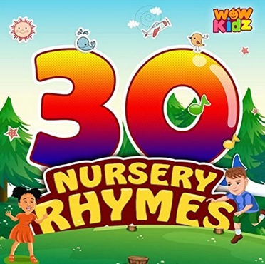 Hot Cross Buns de WowKidz, extrait de l'album 30 comptines chantées par les enfants