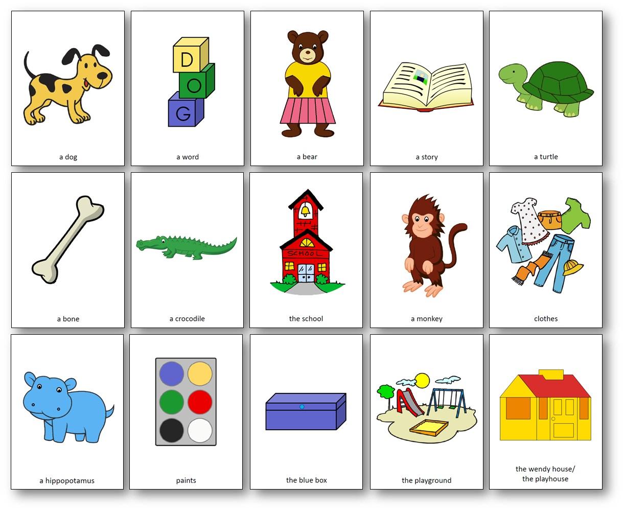 Spot Goes To School Activites Et Jeux A Imprimer Flashcards Bingo Jeu