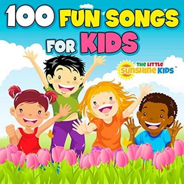 Oh Susanna de Little Sunshine Kids, extrait de l'album 100 Fun Songs for Kids