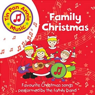 Father Christmas He Got Stuck de Tin Pan Annie extrait de l'album Family Christmas