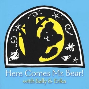 The Turkey de Sally Jaeger et Erika Webster, extrait de l'album Here Comes Mr. Bear