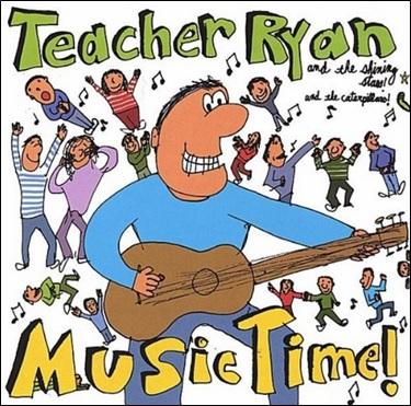 The Turkey is a Funny Bird de Teacher Ryan, extrait de l'album Music Time