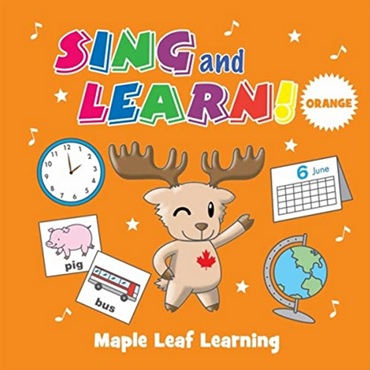 What's Your Name de Maple Leaf Learning, extrait de l'album Sing and Learn Orange