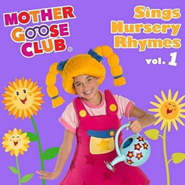 Peter Peter Pumpkin Eater, extrait de l'album Mother Goose Club Sings Nursery Rhymes