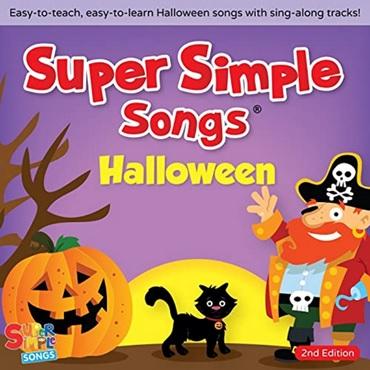 Knock Knock, Trick or Treat? extrait de l'album Super Simple Songs Halloween