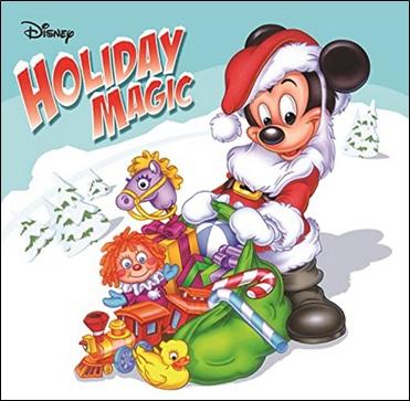 We Wish You a Merry Christmas, extrait de l'album Disney Holiday Magic