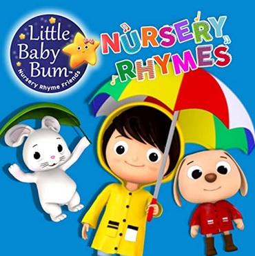 Comptine I Hear Thunder de l'album Little Baby Bum Nursery Rhymes Friends