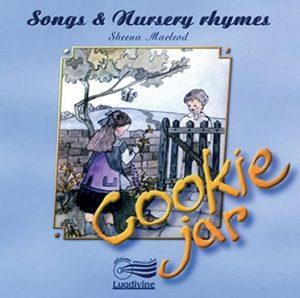 Songs and Nursery Rhymes Cookie Jar de Sheena Macleod