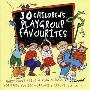 Two Little Dicky Birds extrait de l'album 30 children's Playgroup Favourites