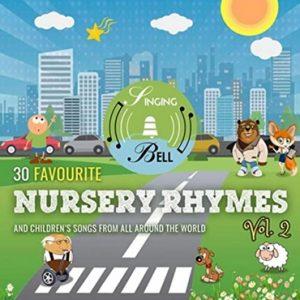 Here We Go Looby Loo extrait de l'album 30 favourite Nursery Rhymes