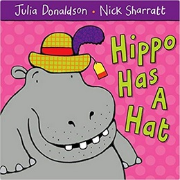 Couverture de l'album Hippo Has a Hat