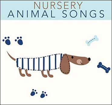 Hickory Dickory Dock extrait de l'album Nursery Animal Songs
