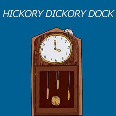 Hickory Dickory Dock, musique de la comptine