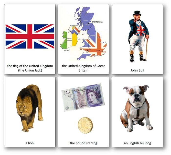 Images Royaume-Uni a imprimer