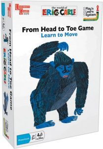 From Head to Toe Jeu et puzzle