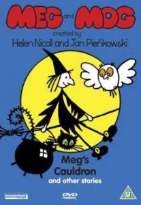 Le chaudron de Meg et autres histoires