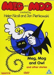 Meg, Mog et hibou et autres histoires