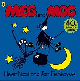 Meg and Mog d'Helen Nicoll and Jan Pieńkowski