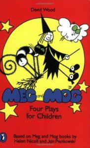 Meg et Mog quatre pièces de théatre pour enfants