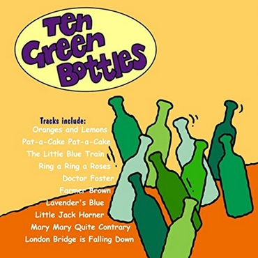 Ten Green Bottles par Kidzone