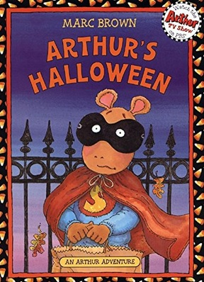 Arthur's Halloween de Marc Brown