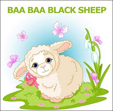 Baa Baa Black Sheep, Versions instrumentales
