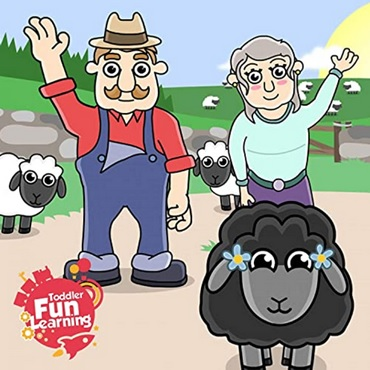 Baa Baa Black Sheep extrait de l'album Toddler Fun Learning
