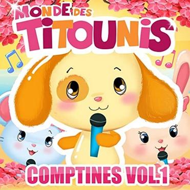Baa Baa mouton noir extrait de l'album Le Monde des Titounis