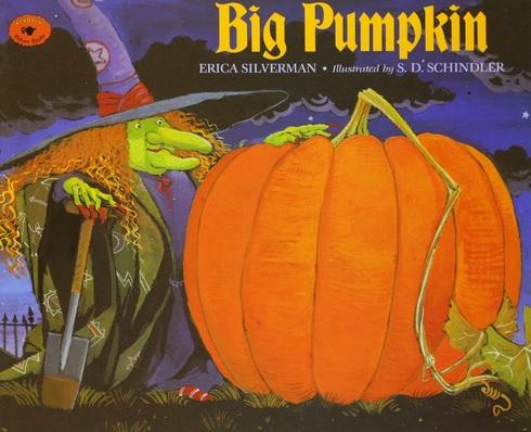 Big Pumpkin d'Erica Silverman et S.D. Schindler