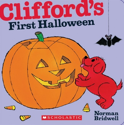 Clifford's First Halloween de Norman Bridwell