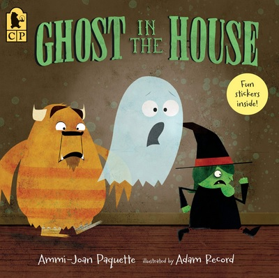 Ghost in the House d'Ammi-Joan Paquette et Adam Record