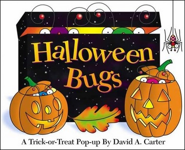 Halloween Bugs, A Trick or Treat Pop-up de David A. Carter