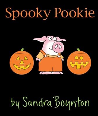 Spooky Pookie de Sandra Boynton