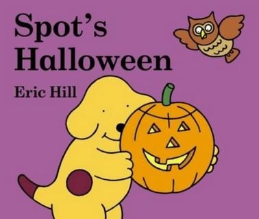 Spot's Halloween d'Eric Hill