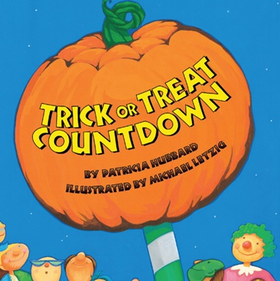 Trick or Treat Countdown de Patricia Hubbard et Michael Letzig, Album anglais Halloween