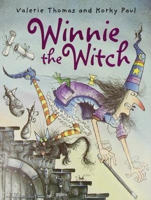 Winnie the Witch de Valérie Thomas et Korky Paul