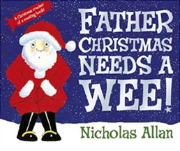 Father Christmas Needs a Wee sequence cycle 2 cycle 3