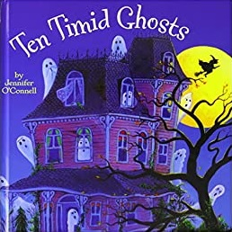 Ten Timid Ghosts de Jennifer O'Connell