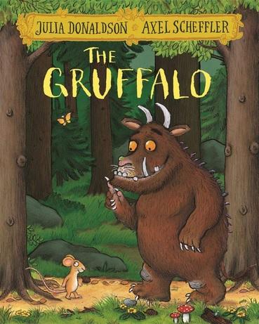 The Gruffalo de Julia Donaldson et Axel Scheffler