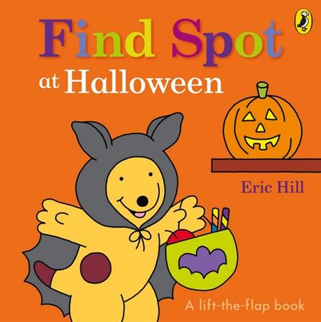 Find Spot at Halloween d'Eric Hill