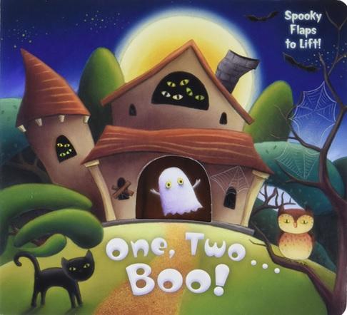 One, Two... Boo de Kristen Depken Livre à compter d'Halloween en anglais