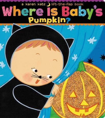 Where is Baby's Pumpkin de Karen Katz - Livre en anglais