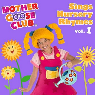 Brother John de Mother Goose Club, extrait de l'album Sings Nursery Rhymes