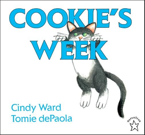 Cookie's Week, un album de Cindy Ward et Tomie dePaola