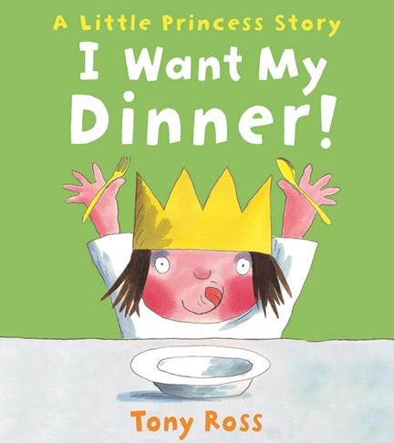 I Want my Dinner, un album de Tony Ross