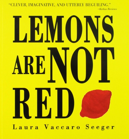 Lemons are not Red, un album de Laura Vaccaro Seeger